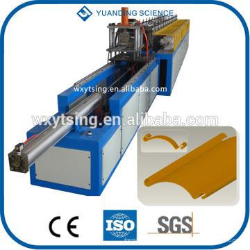 Pasado CE e ISO YTSING-YD-7125 Automático Automático De Acero De Color Rolling Puerta De Puerta Rollo Formando Máquina