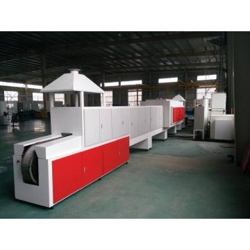 Mesh belt powder metallurgy fast sintering furnace