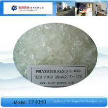 Tp4060 - Carboxyl Saturated Polyester Resin for Poeder Coating