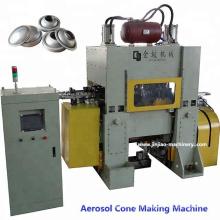 Top selling automatic aerosol cone air freshener can top lids making machine