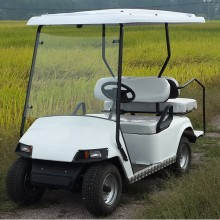 Best Quality for 2+2 Seaters Electric Golf Carts 4 seater golf kart for sale supply to Mayotte Manufacturers