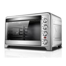Kitchen Appliance 70L Electirc Horno para uso doméstico con carcasa de acero inoxidable