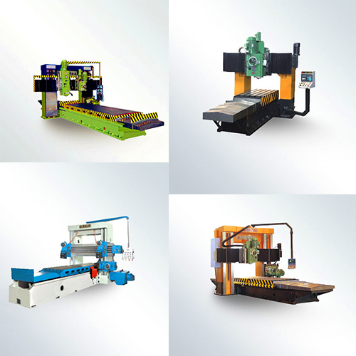 bridge type milling machine