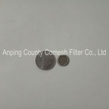 100 Micron SS Sintered Metal Filter Disc
