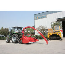Best and New!! corn harvester machine made in Jinan