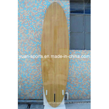 Surface de placage en bois Stand Up Paddle Board, surfboard