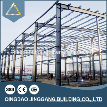 Estrutura de aço pré-engenharia de baixo custo de alta qualidade