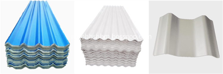 High Strength Insulating MgO Roofing Sheet