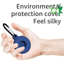 Soft Silicone Protective Skin Case with Key Chain