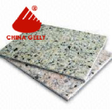 Алюминиевая композитная панель из мрамора