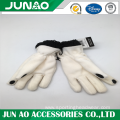 Screen touch fleece glove keep warmer