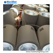 30W Open Mounted CREE COB Cylinder LED Downlight