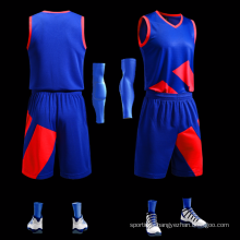 Wholesale Hot Basketball Jersey Custom Logo Basketball Wear 100% Polyester