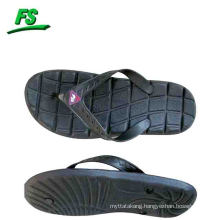 black flat eva Sandals for men