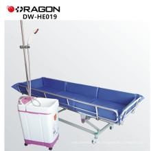DW-HE019 Camas de tratamiento de baño con desbridamiento para baño