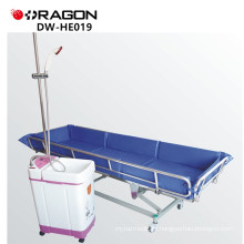 DW-HE019 Debridement bathing treatment beds for bath