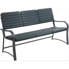 Cadeira de jardim de venda quente, banco público de lazer
