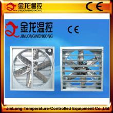 Jinlong 36inch Gewicht Balance Typ Abluftventilator für Geflügelfarmen / Häuser