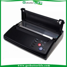 Máquina copiadora Getbetterlife 2014 profesional, tatuaje negro plástico de la máquina copiadora térmica