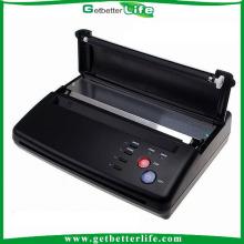 Machine de Getbetterlife 2014 professionnel pochoir copieur, tatouage noir en plastique thermique copieur Machine