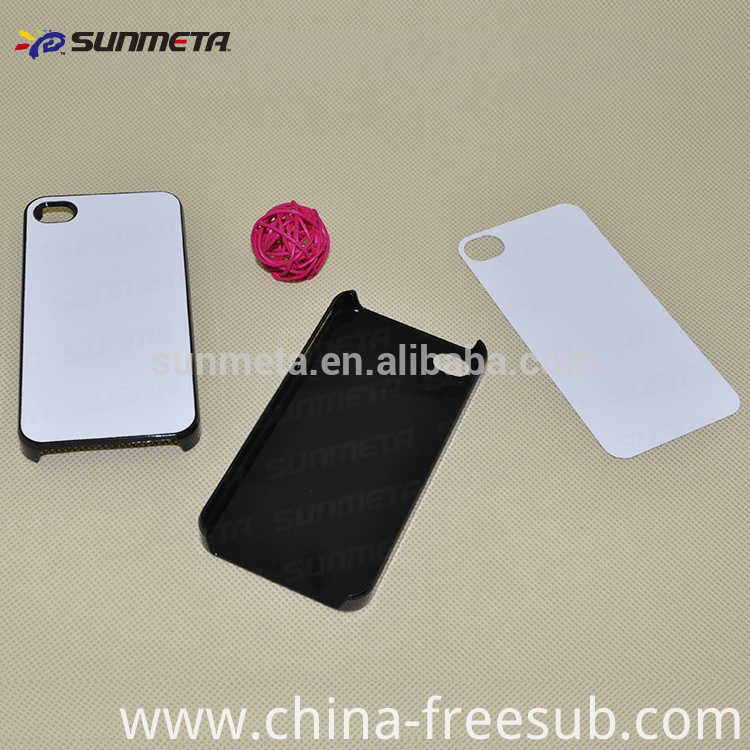 SUNMETA Sublimation Heat Transfer Blank 2D Phone Case