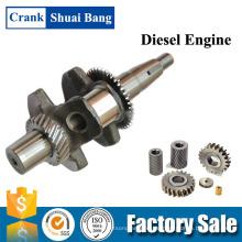 Shuaibang Конкурентоспособная Цена Высокая Точность Бензиновый Мощность Машина Высокого Давления Производство Коленвала