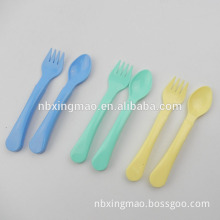Baby Utensils Baby Fork and Spoon Set