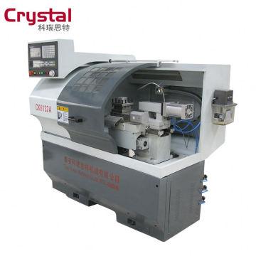 Tour cnc utilisé CK6132A pour les outils de coupe en métal pour tour à faible coût