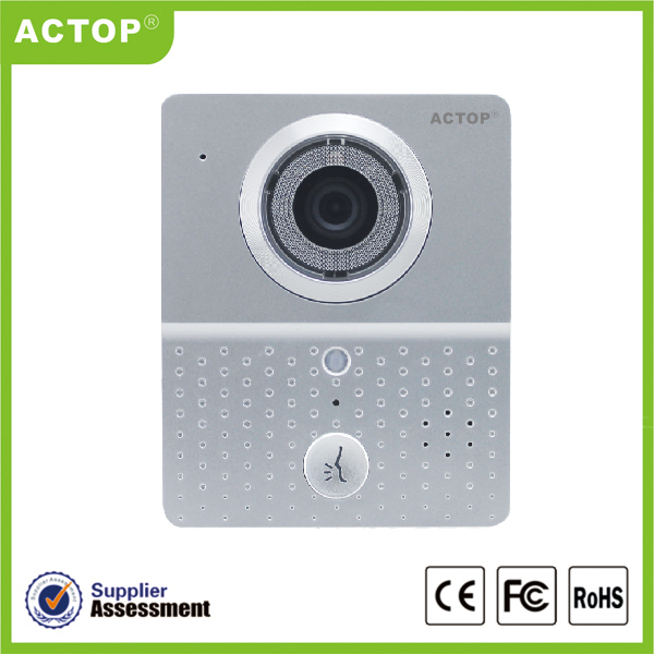 ip video door phone second camera