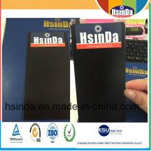 Reciclable Super Durable Satin Black Powder Coating