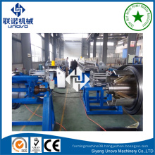auto-full supermarket shelves metal rollform manufacturing machine