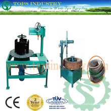 Waste Tire Side Wall Cutting Machine / Tire Sidewall Cutter / Tire Crown Cutter / Tire Disassembly Machine / Tyre Bead Cutter/ Tire Bead Cutting Machine