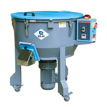 Vertical Type Plastic Color Mixer For Granule Materials