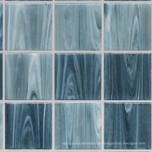 Glas Mosaik 48mm Beatuiful Mosaic Grau