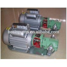 Bomba de engrenagem elétrica mais barato (WCB-50)