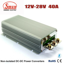 12volt to 28volt 40AMP DC to DC Voltage Converter