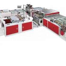 Máquina de inserção de filme de revestimento de saco de PE de polietileno