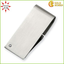 Wholesale Custom Cheap Stainless Steel Money Clip with Blank