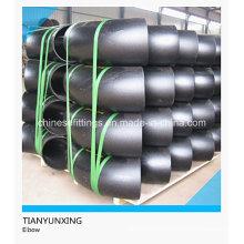 A234 Codo de tubo de acero sin soldadura Wpb