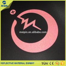 Impresora y cortador reflectantes rosados de la etiqueta engomada del vinilo de la transferencia de calor