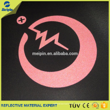 Pink Reflective Heat Transfer Vinyl Sticker Printer and Cutter