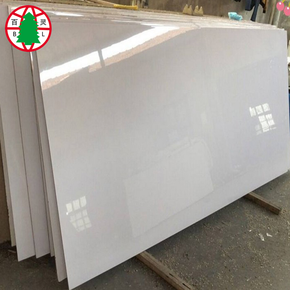 16mm/17mm/18mm High glossy UV MDF