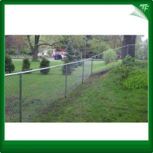 Specilized in galvanized chain link fence