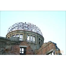 China Diseño Profesional Arquitectónico Mesquita Cúpula Roof Skylight