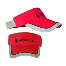 Lady Fashion Baumwolle Twill Sport Visor Cap (YKY3002)
