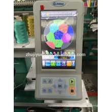 YUEHONG single head/small/home embroidery machine for sale