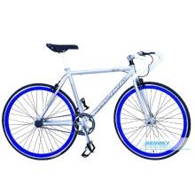 Bicicleta fija barata del engranaje