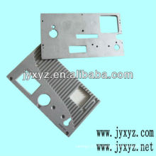 Shenzhen oem coulée dissipateur de chaleur en aluminium profil