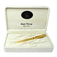 Комплект ручки герцога, коробка подарка высокого качества с ручкой металла ролика (LT-Y132)