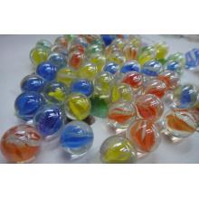Стеклянные мраморы (ФАРФОР С ЦВЕТОМ ВОКРУГ), ToyS мрамор, стеклянные стеклянные мраморы, играя стеклянные шарики